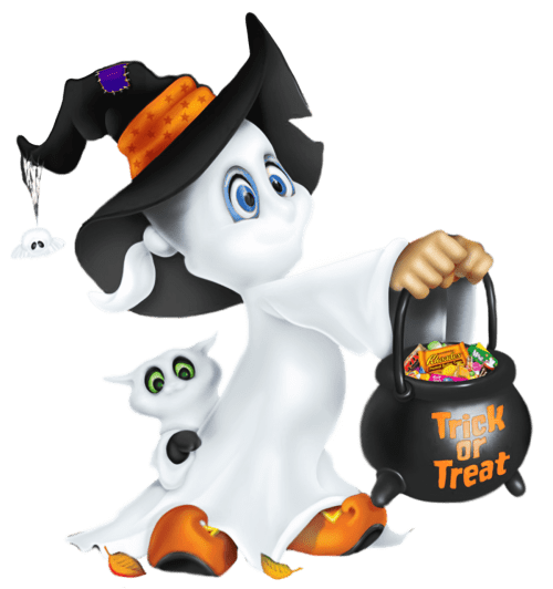 small resolution of cute halloween clipart png