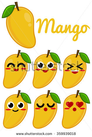 Banana Wallpaper Cute Cute Mango Clipart 20 Free Cliparts Download Images On