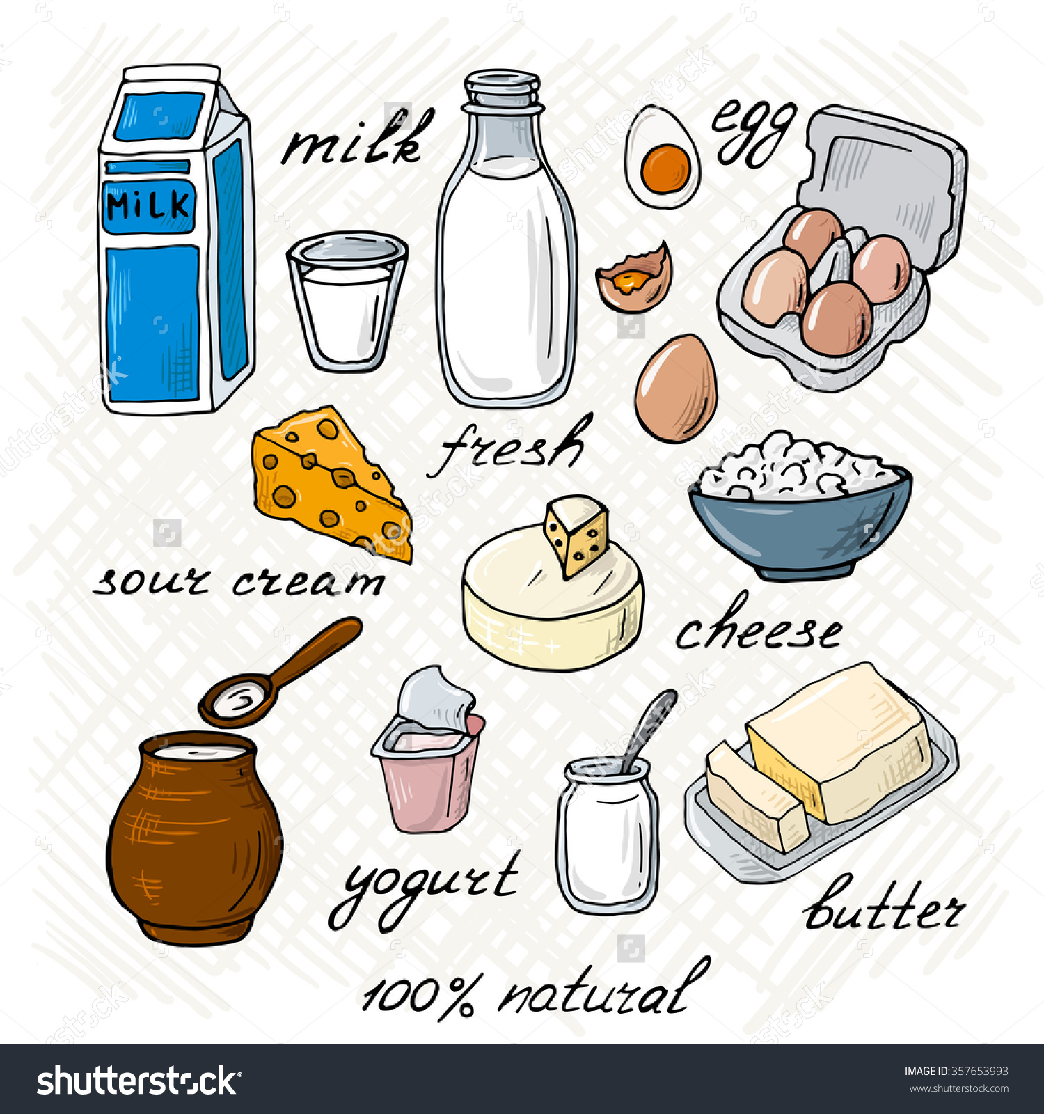 Dairy Products Clipart 20 Free Cliparts