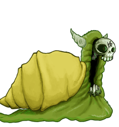 dead snail by begich on deviantart  [ 1024 x 772 Pixel ]