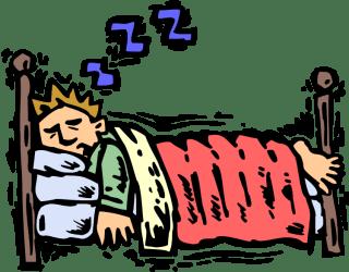 sleep clipart deep days clipground fun