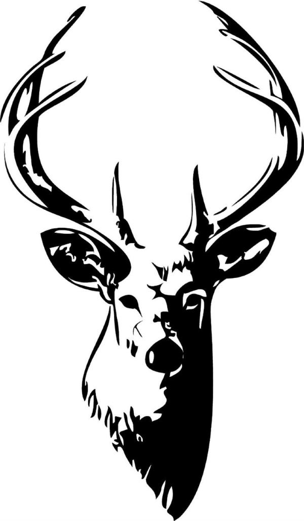 Deer Mountain Clipart - Clipground