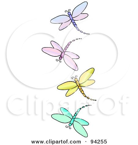 delicate dragonfly clipart 20 free