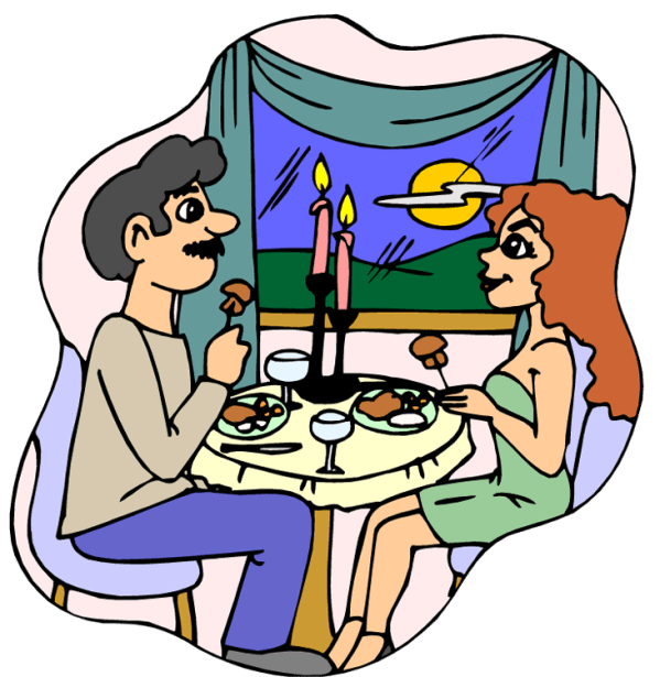 clipart christmas dinner - clipground