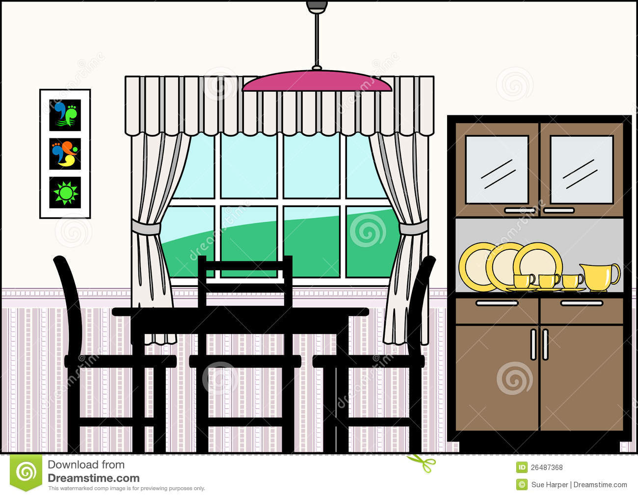 Dining Room Clipart 20 Free Cliparts
