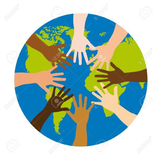 Multicultural Diversity Clip Art Free
