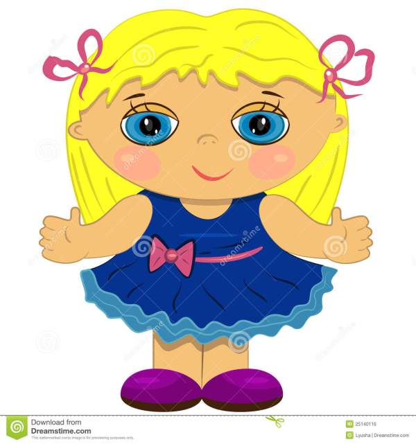 doll clipart - clipground