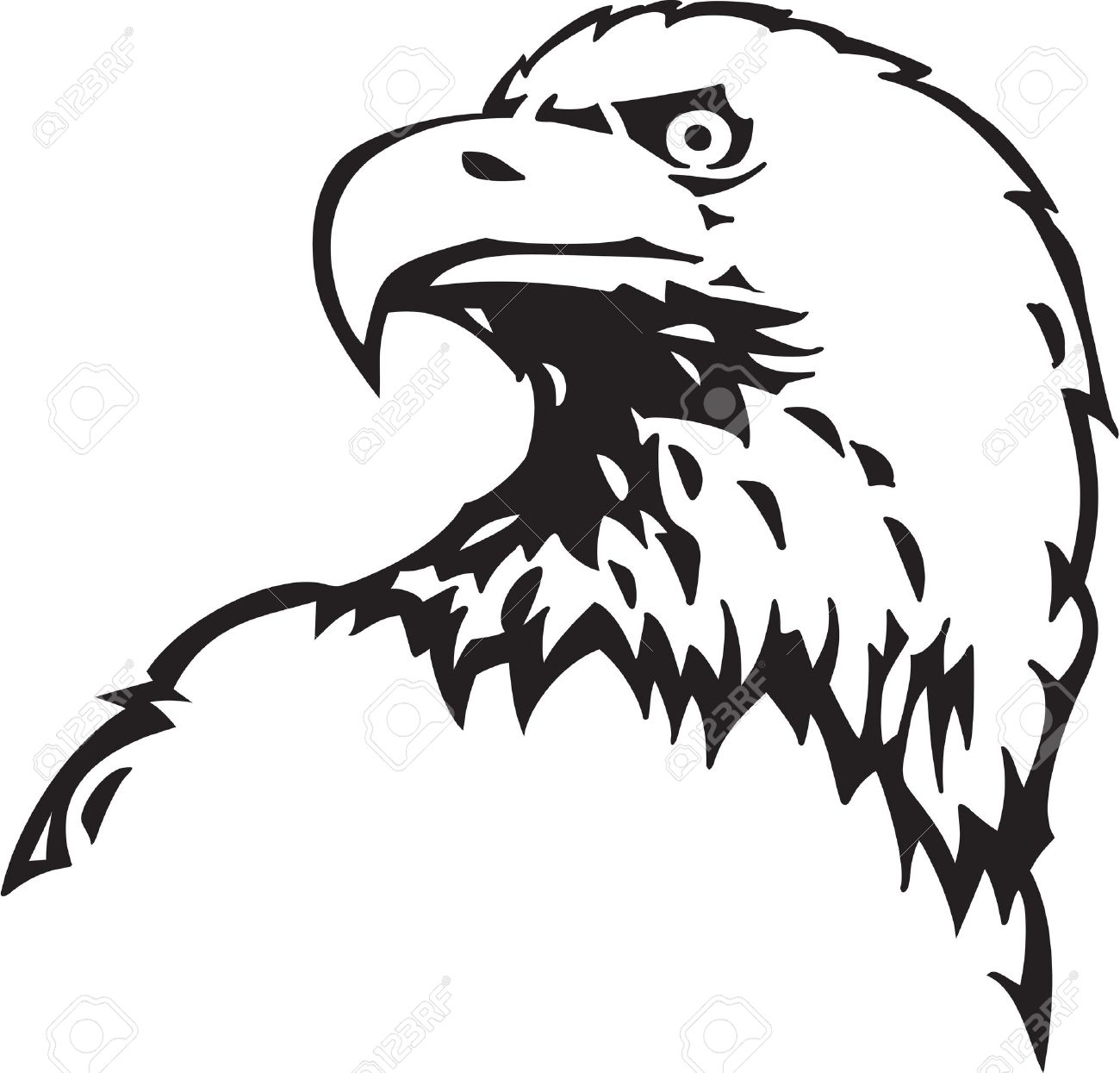 Eagle Clipart Vector 20 Free Cliparts