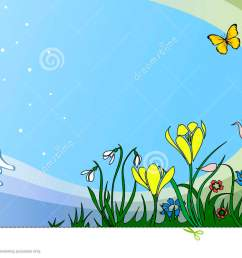 spring thaw stock illustrations  [ 1300 x 747 Pixel ]