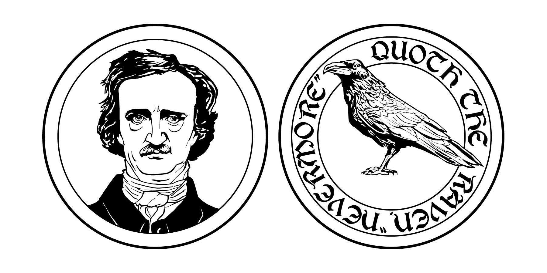 Edgar Allan Poe Clipart 20 Free Cliparts