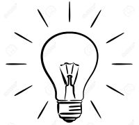 Electric bulb clipart - Clipground