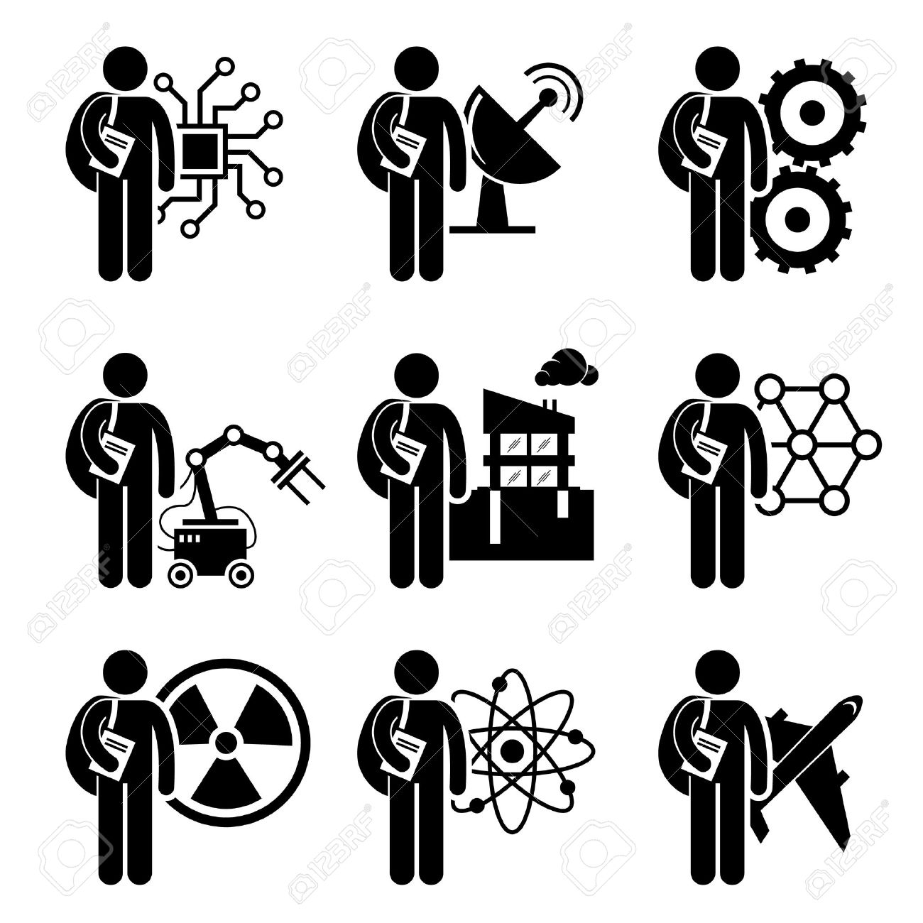 Electrical Engineering Clipart 20 Free Cliparts
