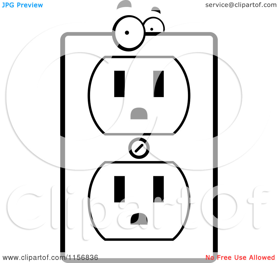Electrical Socket Clipart