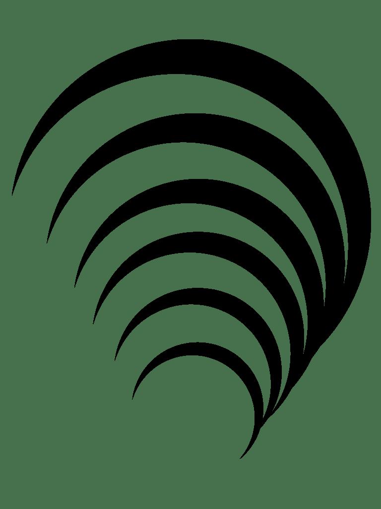 medium resolution of radio waves clip art