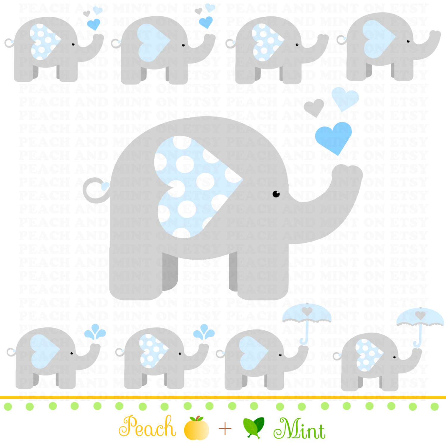 hight resolution of elephant clip art elephant4 animal clipart