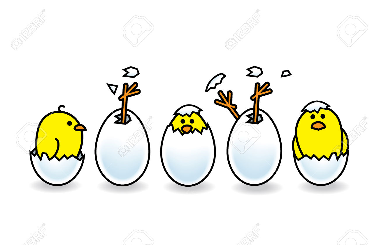 Clipart Chicks Hatching 20 Free Cliparts