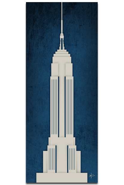 Empire state clipart  Clipground