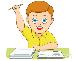 clipart exam he happy boy student test examination clip completed classroom students examinations clipartpanda clipground graphics cliparts college physical background
