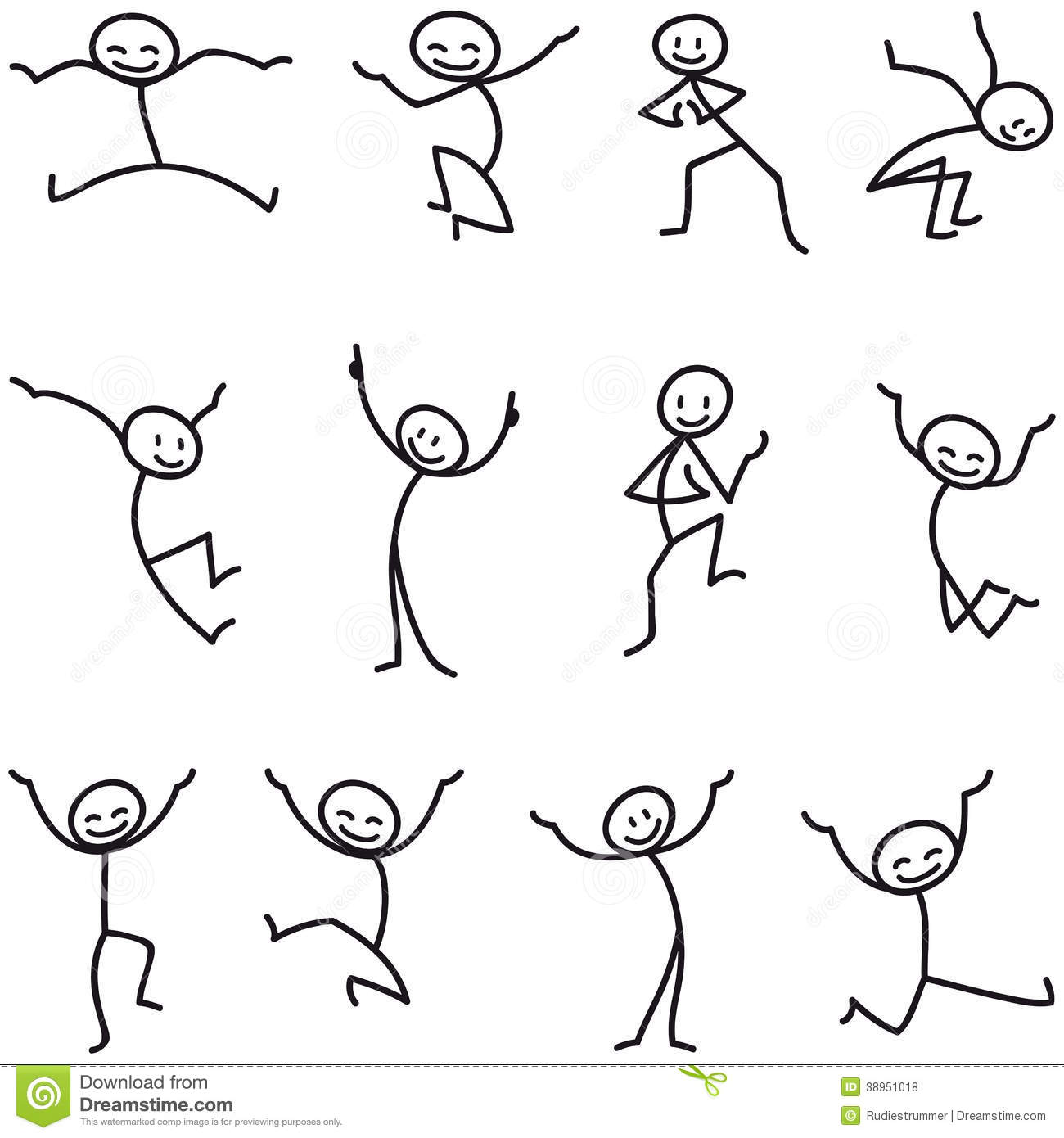 Excited People Jumping Clipart 20 Free Cliparts