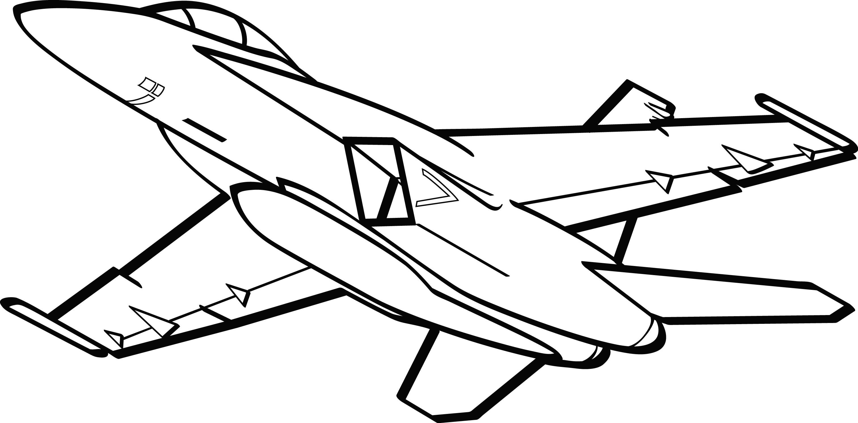F A 18 Clipart