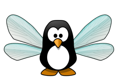 penguin fairy clipart clipground tooth pixie