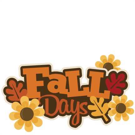fall fun day clipart - clipground