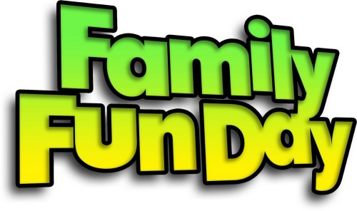 small resolution of family fun day border clipart