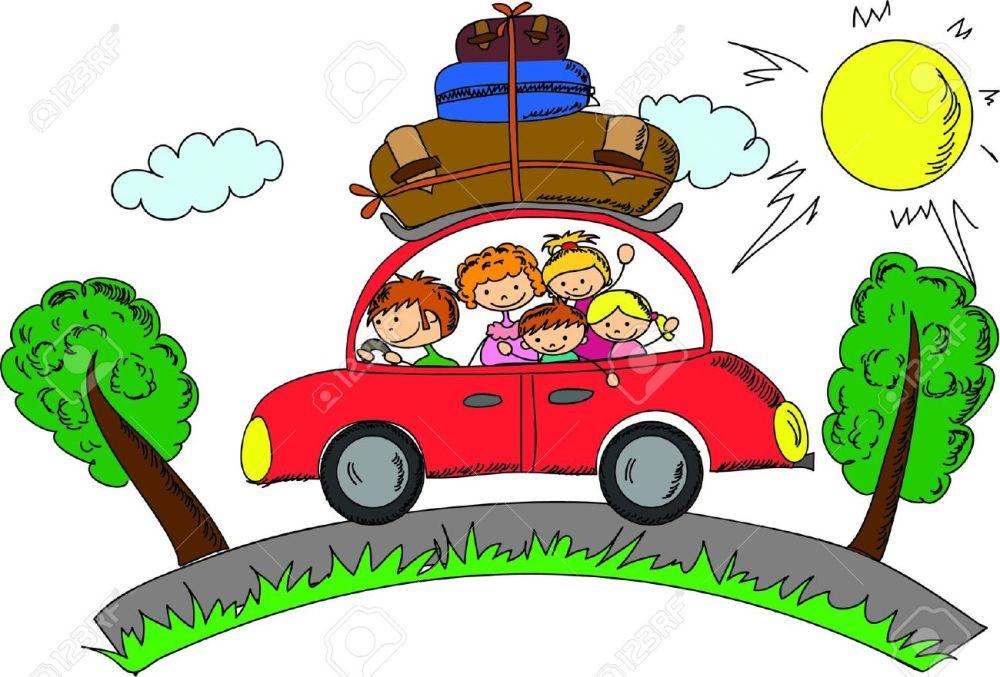 medium resolution of clipart family car