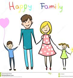 happy family clipart happy family clip art images  [ 1300 x 1240 Pixel ]