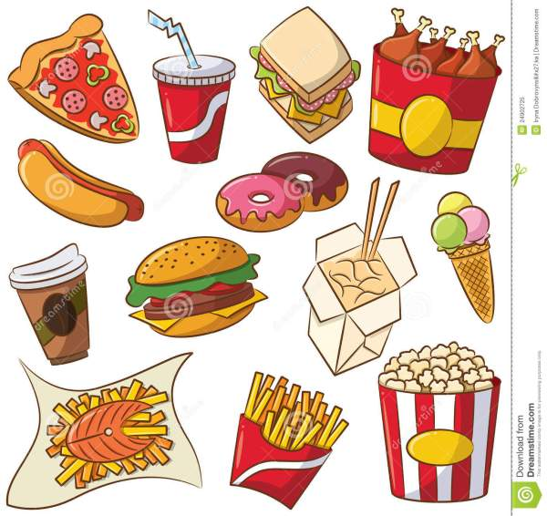 clipart bad food - clipground