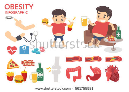 fat man lying down clipart  Clipground