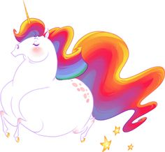Download fat unicorn clipart 20 free Cliparts   Download images on ...
