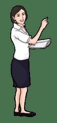 clipart professor female college clipground