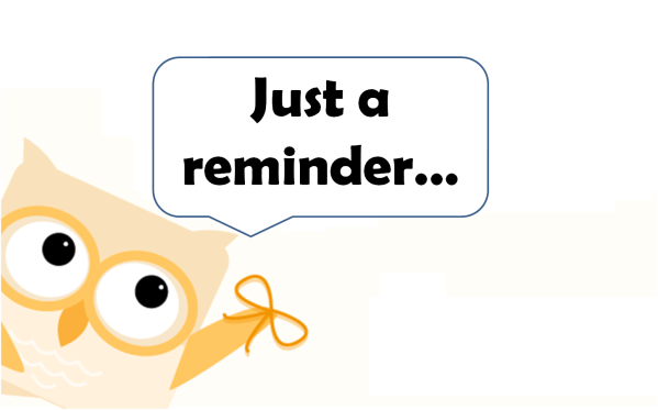 reminder clipart - clipground