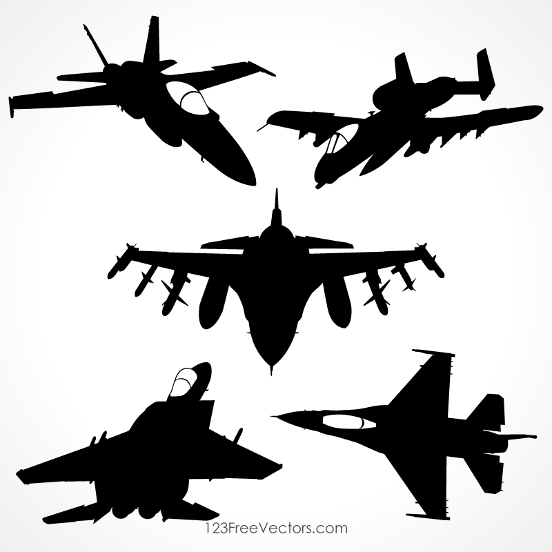 military plane clipart black and white 20 free Cliparts