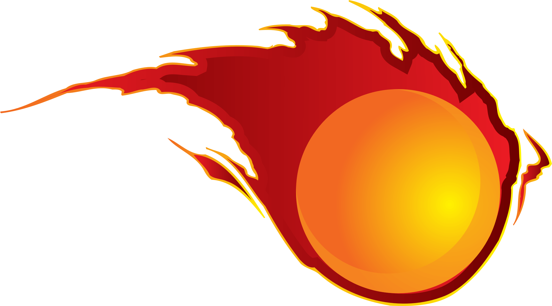 Fire ball clipart  Clipground