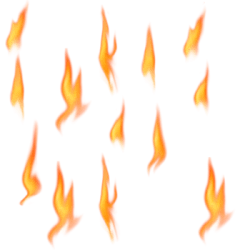 fire transparent background clipart flames clipground fifty