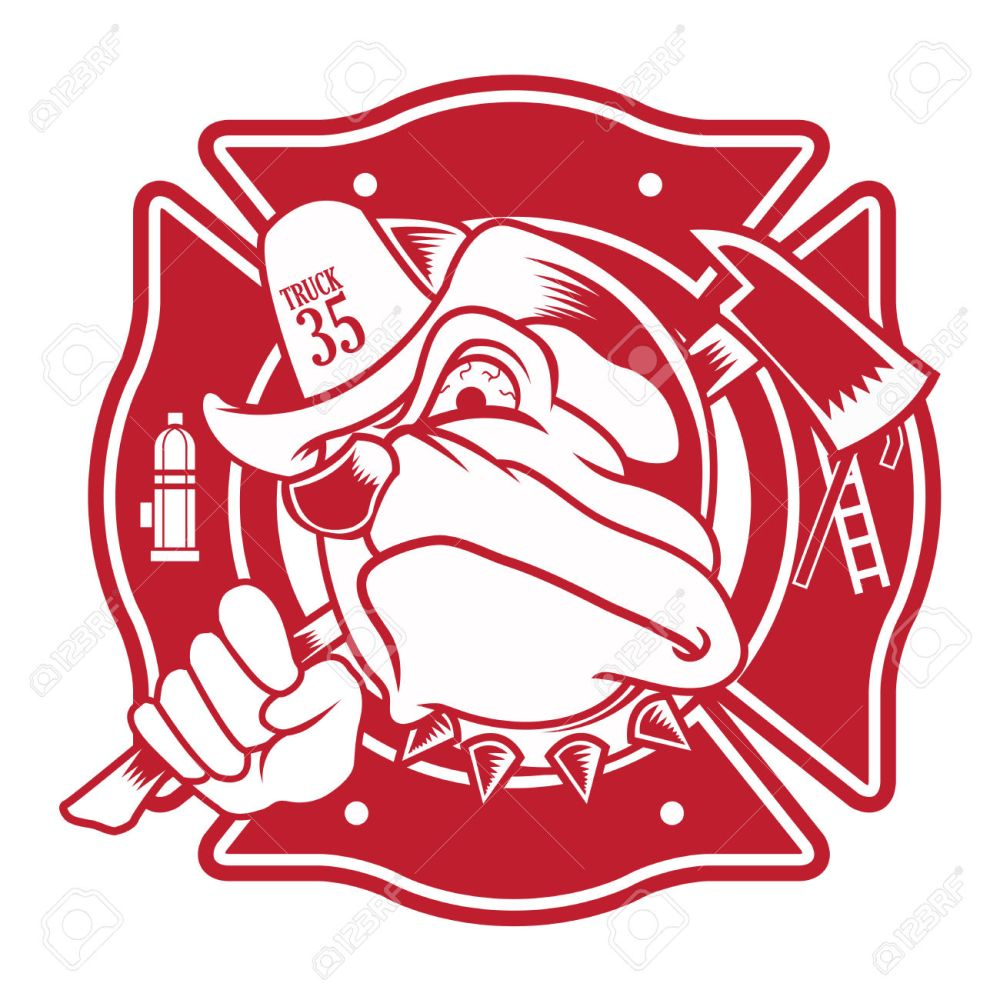 medium resolution of 5 001 fire department cliparts stock vector and royalty free fire