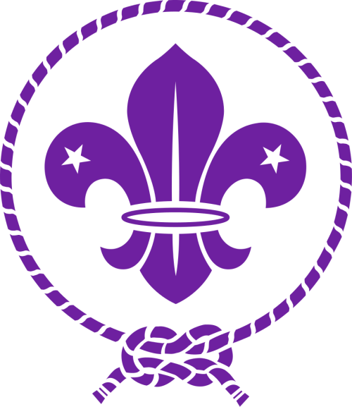 small resolution of fleur de lis boy scout clipart opaque fleur