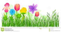 Flower gardens clipart - Clipground
