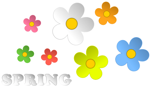 flowers in spring clipart - clipground