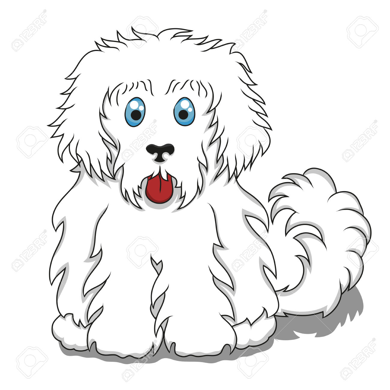 Fluffity Clipart