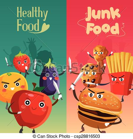 Not Nutritious Food Clipart Clipground