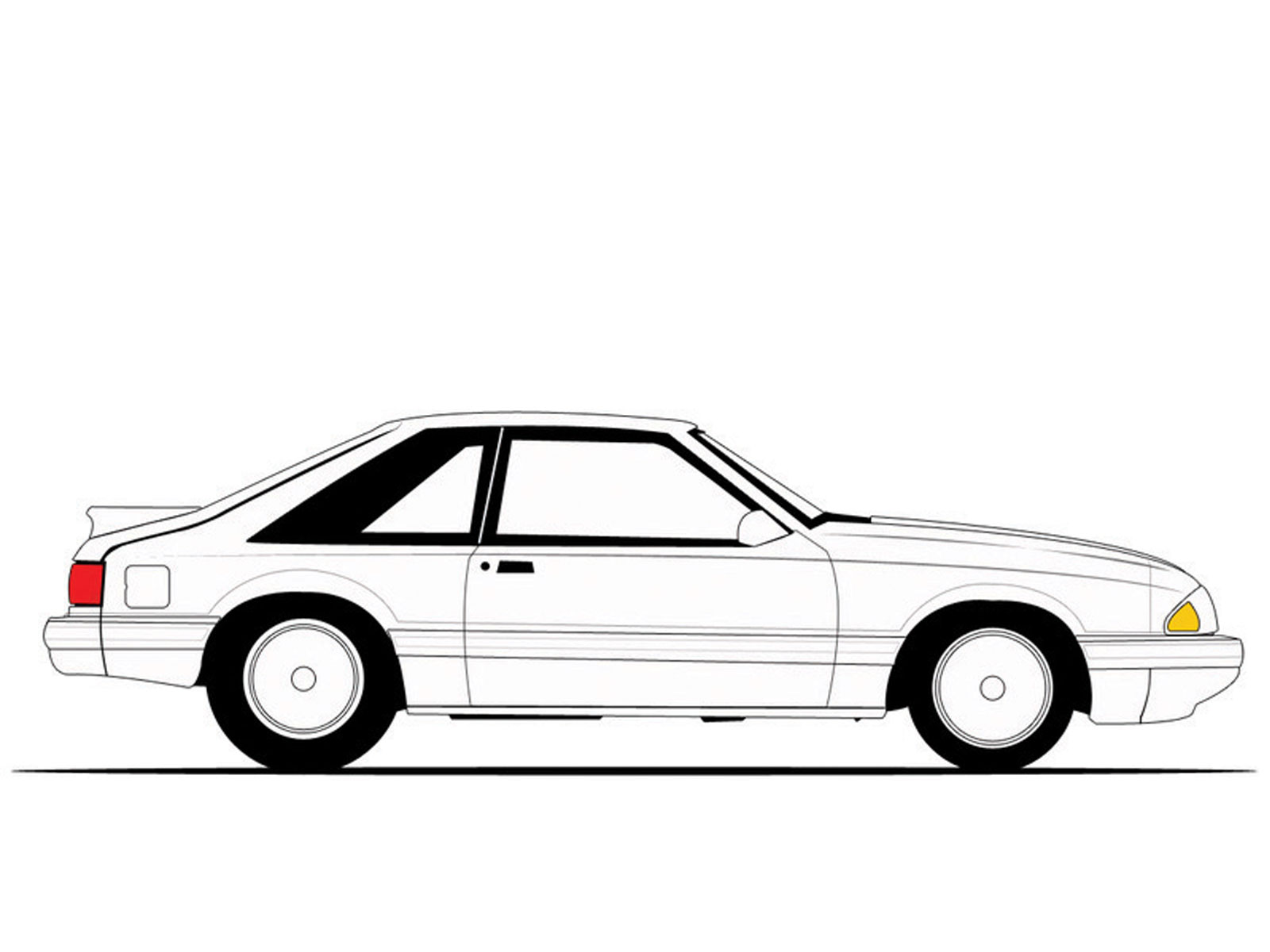 Ford Mustang Clipart 20 Free Cliparts