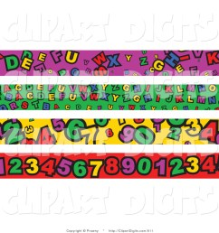 free clipart letters and numbers [ 1024 x 1044 Pixel ]