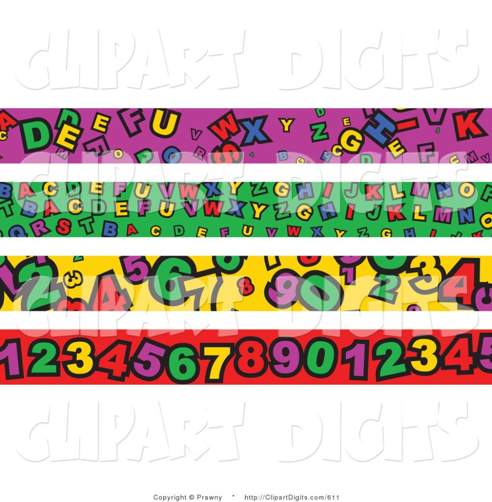 medium resolution of free clipart letters and numbers