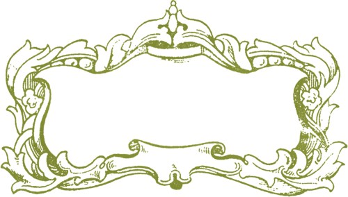 small resolution of free fancy frame clip art