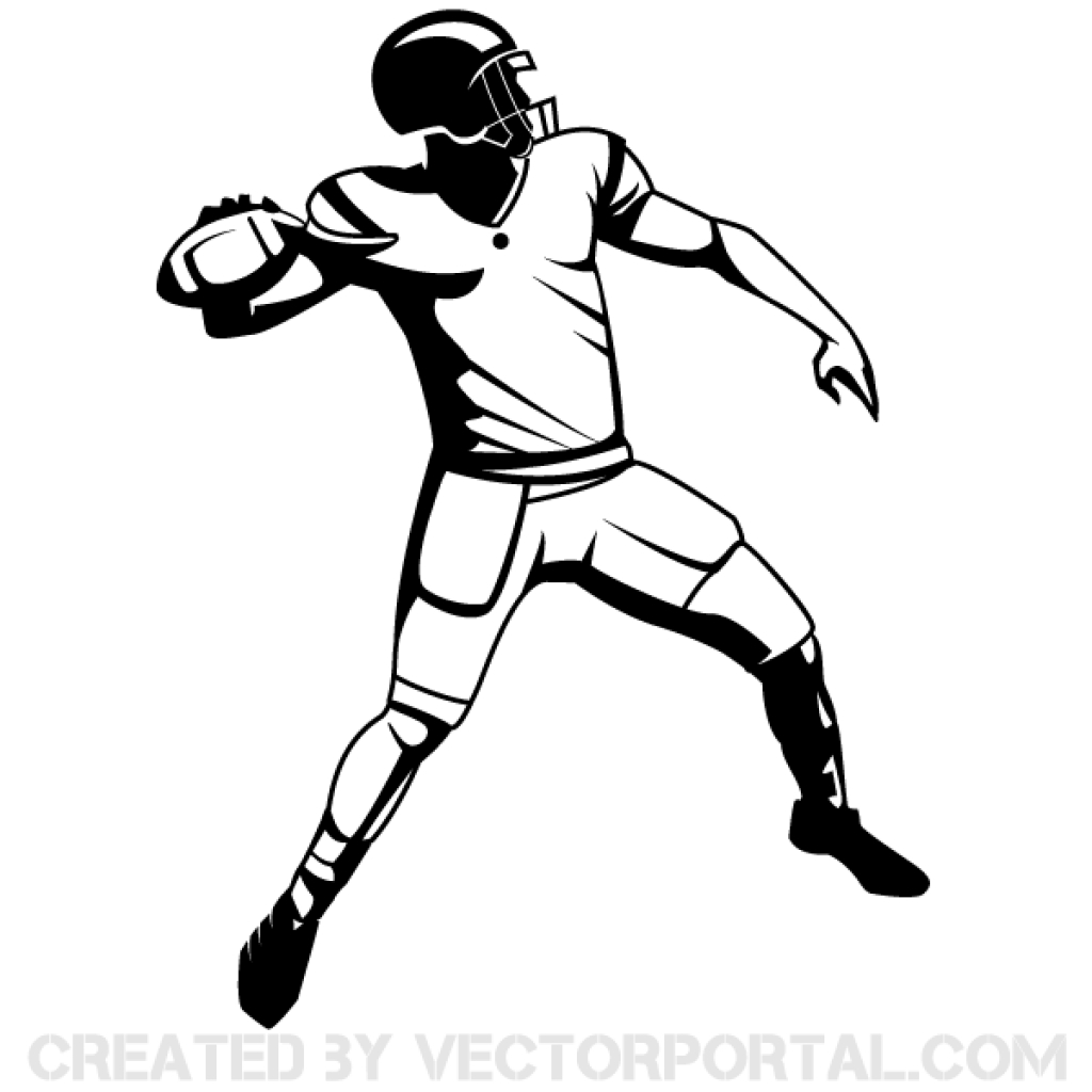 Free Football Vector Clipart