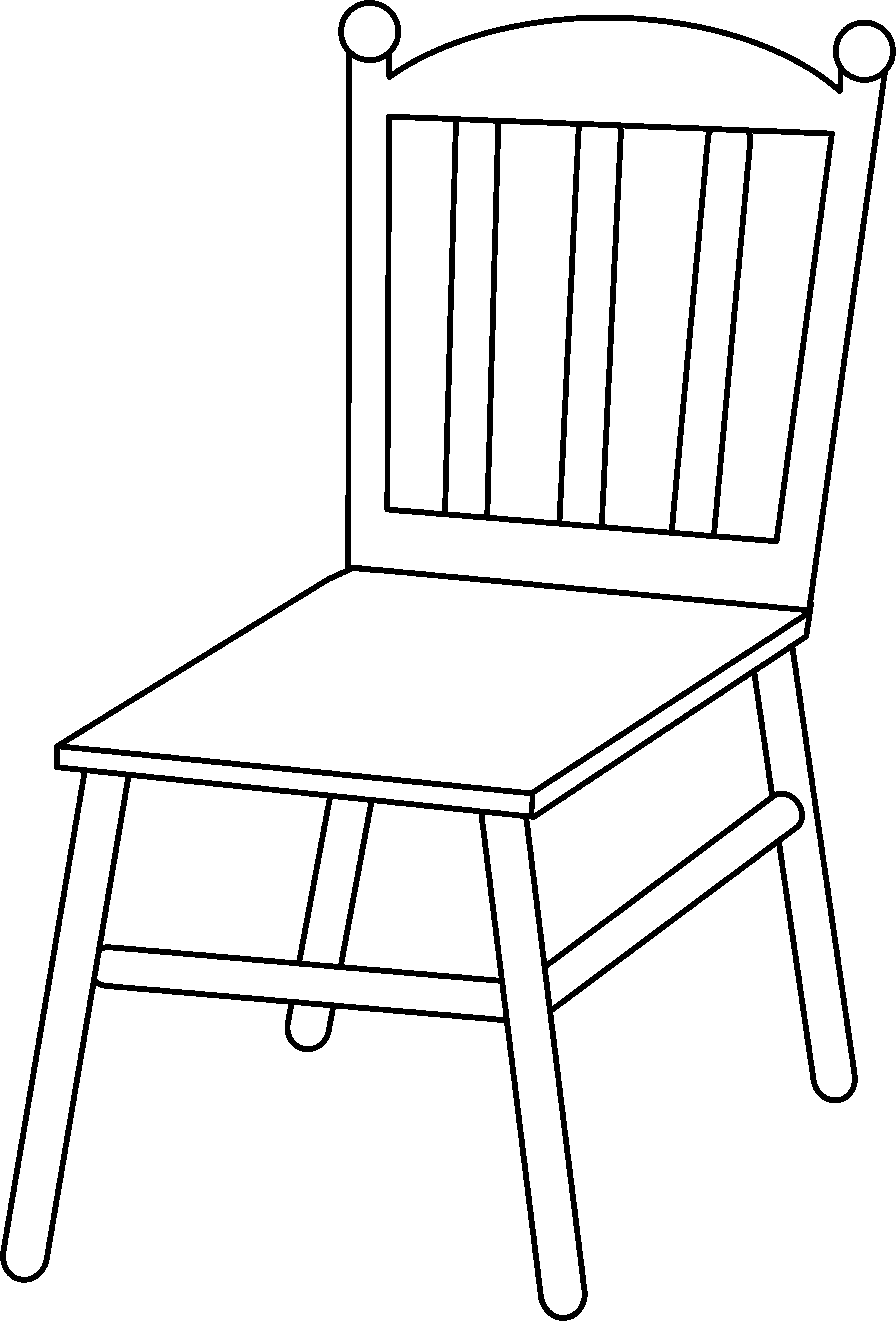 Free Use Chair Clipart Outline 20 Free Cliparts