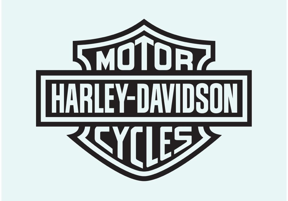 medium resolution of harley davidson motorcycle free vector art